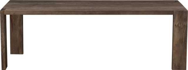 blox 35x91dining table - CB2