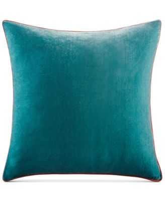 "Tracy Porter Bronwyn 20"" Square Decorative Pillow, Blush - White down fill - Macys"