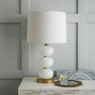 Abacus Table Lamp - West Elm