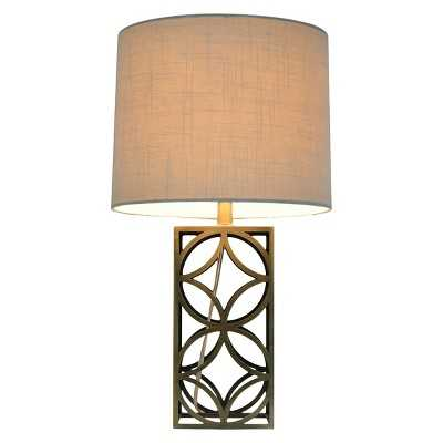 Harper Table Lamp Medium - Plated Antique Brass - Target