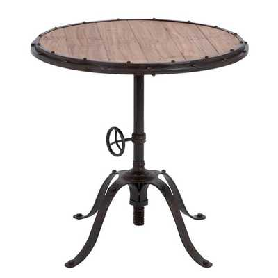 Casa Cortes Round Table - Overstock