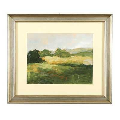 """Early Light Landscape Art-Print III- 23 1/2""""H X 27 1/2""""W X 1 1/4""""D- Frame - Ballard Designs"""