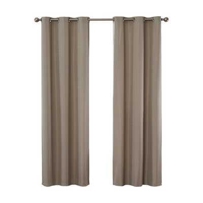 """Nikki Single Curtain Panel -95"""" - AllModern"""