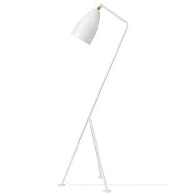 Grasshopper Floor Lamp - White - Design Within Reach
