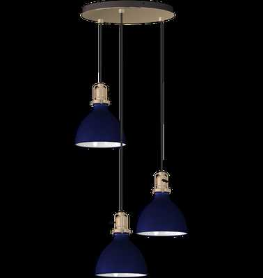 MCCOY 3-LIGHT MULTIPENDANT - Rejuvenation