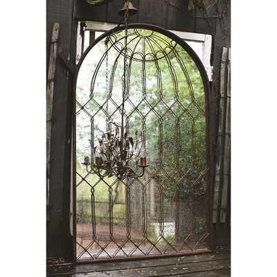 Haven Cage Mirror - Wayfair