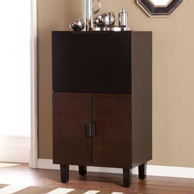 Upton Home Reynard Bar Cabinet - Overstock