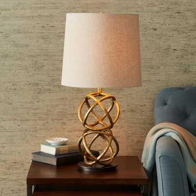 Geodesic Table Lamp - West Elm