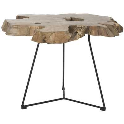 Safavieh Babylon Natural Coffee Table - Overstock