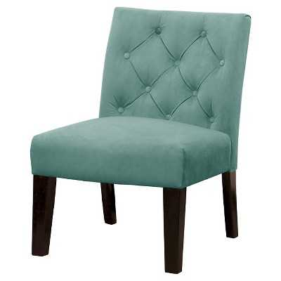 "Geneva Tufted Slipper Chair - Thresholdâ""¢ - Target"