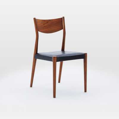 Tate Leather Dining Chair - Set Of 4 - West Elm