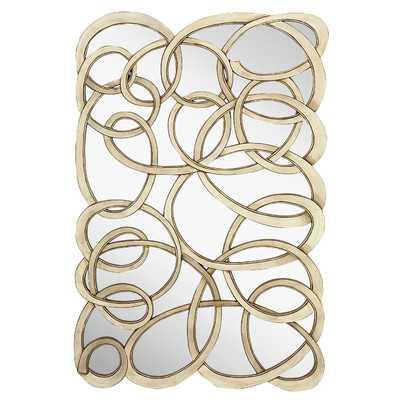 Contemporary Wall Mirror - Wayfair