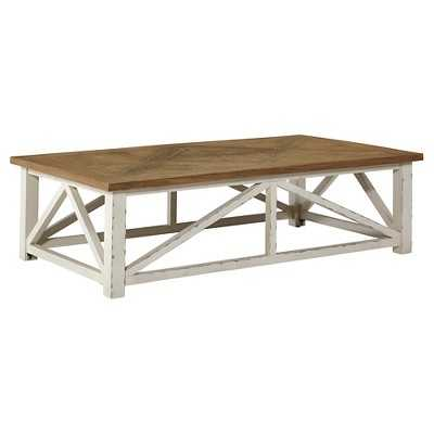 Marshone Rectangular Cocktail Table - Target