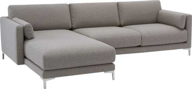 District 2-piece sectional sofa - CB2