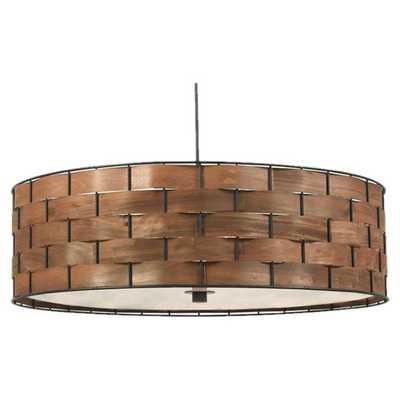 Bellingsgate 3 Light Drum Pendant by Wildon Home ® - AllModern