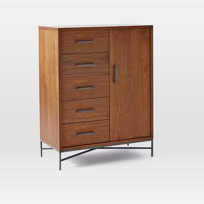 City Chifforobe – Walnut - West Elm