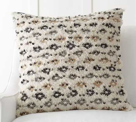 "Elodie Moroccan Pillow Cover - 24"" square. - Insert Sold Separately - Pottery Barn"