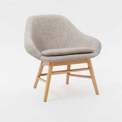 Mylo Chair - Feather Gray - West Elm