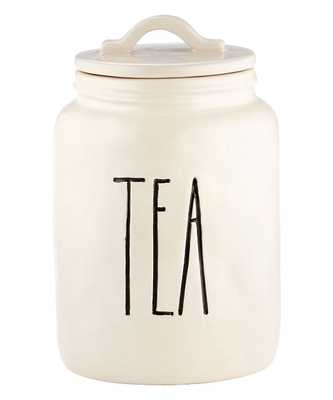 Tea Canister - Bliss Home and Design