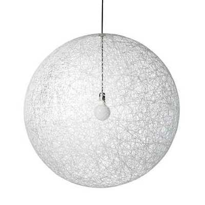 Random Light - White - Small - Y Lighting