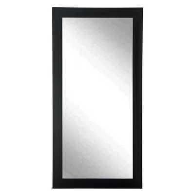 Full Body Floor Mirror - Black - AllModern
