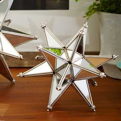 Mirrored Star - Small - West Elm