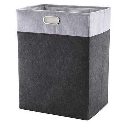 Greyscale Hamper - Land of Nod