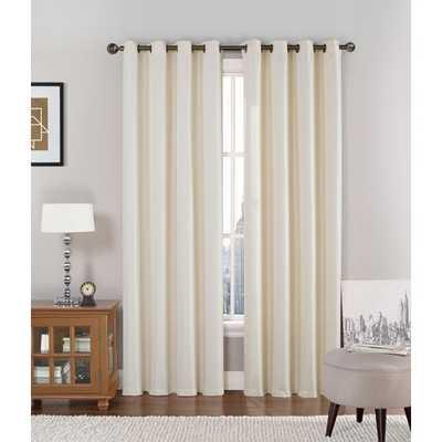Jasmine Single Curtain Panel - Wayfair