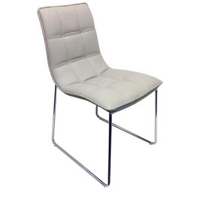 Leandro Dining Chair - Gray - AllModern