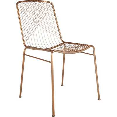 Beta rose chair - CB2