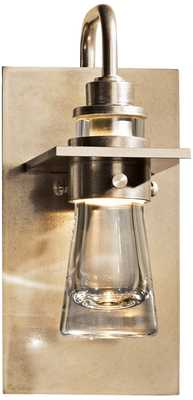 """Hubbardton Forge Erlenmeyer 9 1/2""""H 1-Light Wall Sconce - Lamps Plus"""