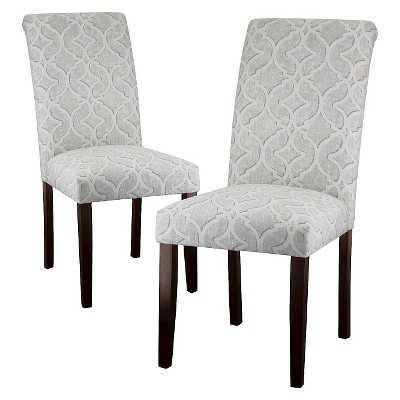 Avington Print Accent Dining Chair - Target