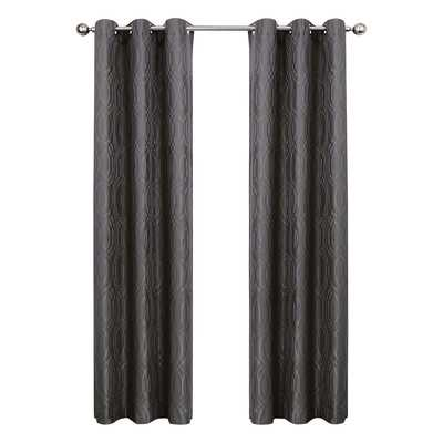 Tremont Single Curtain Panel - Wayfair