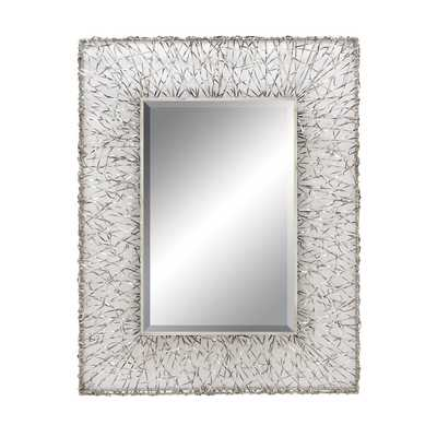 Beveled Wall Mirror - Overstock