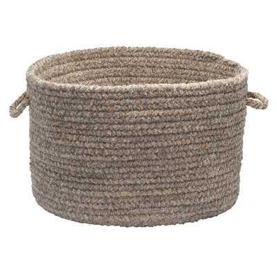 Texture Woven Utility Basket - Wayfair