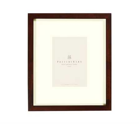 "Wood Gallery Single Opening Frames - Espresso - 4"" x 6"" - Pottery Barn"
