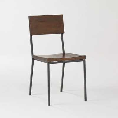 Rustic Dining Chair Set of 2 - West Elm
