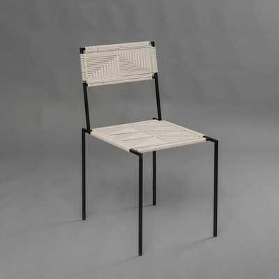 Steelheart Dining Chair - Domino