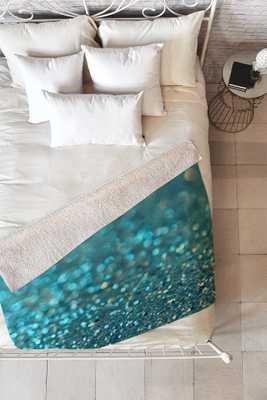 AQUIOS Fleece Throw Blanket - Wander Print Co.