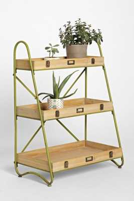 Tiered Ladder Shelf - Urban Outfitters