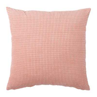 "GULLKLOCKA Cushion cover, Pink - 26x26"" - Insert Sold Separately - Ikea"