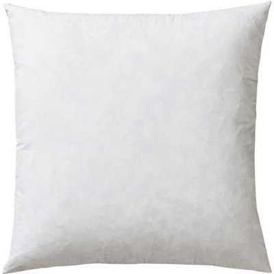 pillow insert - CB2