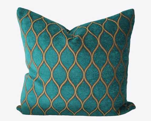 Decorative Designer Iman Moroccan Pillow Cover - 18x18, No Insert - Etsy