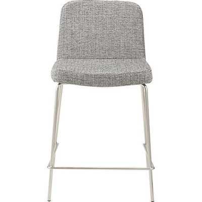 "Charlie 24"" counter stool - CB2"