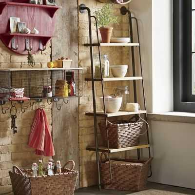 Ladder Shelf - countrydoor.com