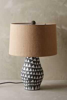 Sambaya Lamp Ensemble - Anthropologie