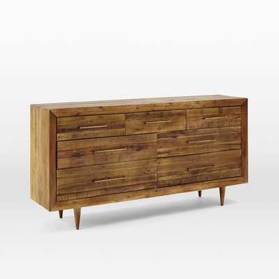 Alexa Reclaimed Wood 7-Drawer Dresser - West Elm