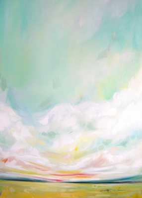 Fine A Sunnier Place - 18x24 - Unframed - Etsy