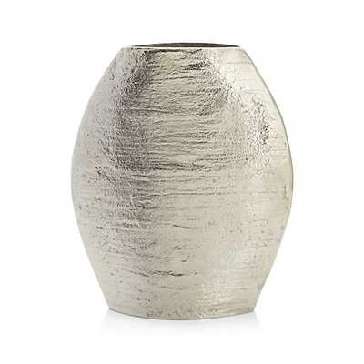 Allegra Short Vase - Crate and Barrel