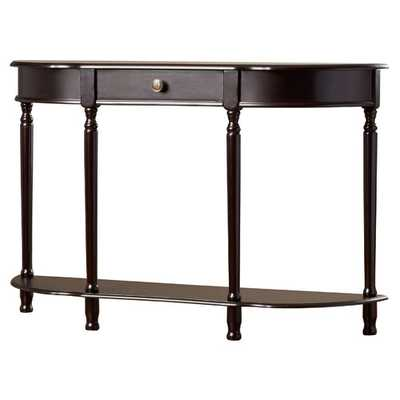 Abbottsmoor Console Table with Turned Legs - Wayfair